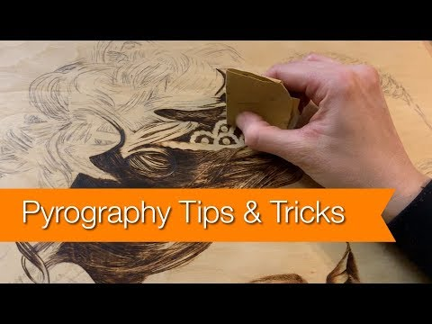 1 Pyrography Mistake to Avoid and How to Fix It [Quick Pyrography Tips]
