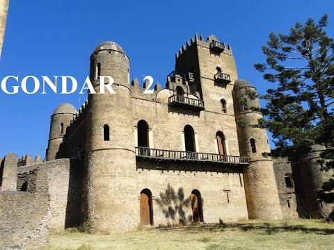 Ethiopia (Gondar&Falasha Village) Part 9