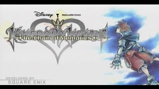 Lets Play Kingdom Hearts Re Chain Of Memories: Part 10 - Barrel Spiders