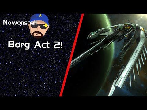 Star Trek - Fleet Command - Borg Act 2