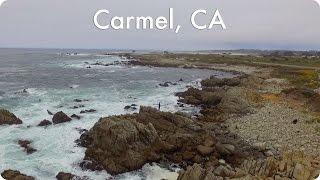 A Cloudy Day in Carmel   Evan Edinger Travel