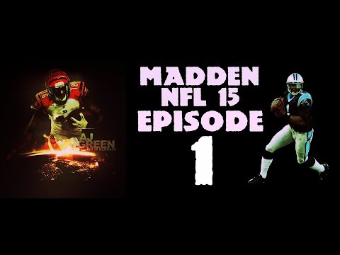 Madden 15 ps4 connected fantasy draft franchise episode 1 the