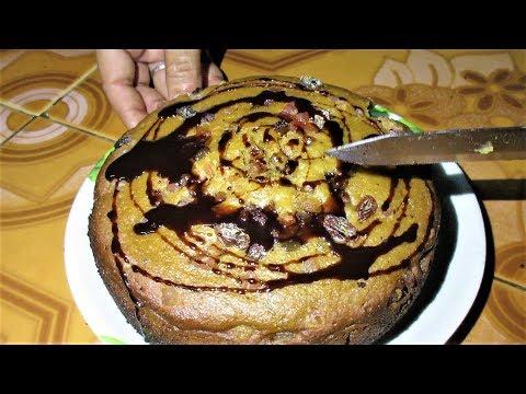 Sugar Free Eggless Cake, No Butter,No Sugar, No Maida