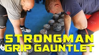 GRIP GAUNTLET WITH TERRY HOLLANDS | BRIAN SHAW