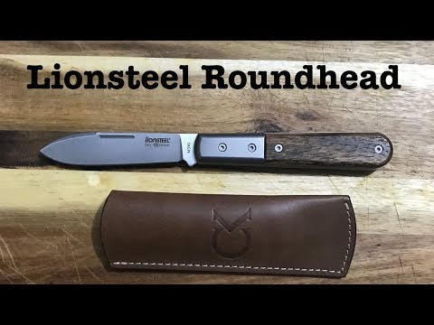 Lionsteel Roundhead Review