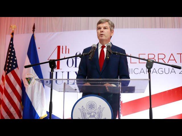 Los ataques del régimen sandinista contra el embajador Kevin Sullivan