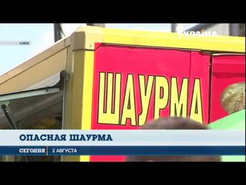 В Киеве 70 человек обратились в больницу после отравления шаурмой