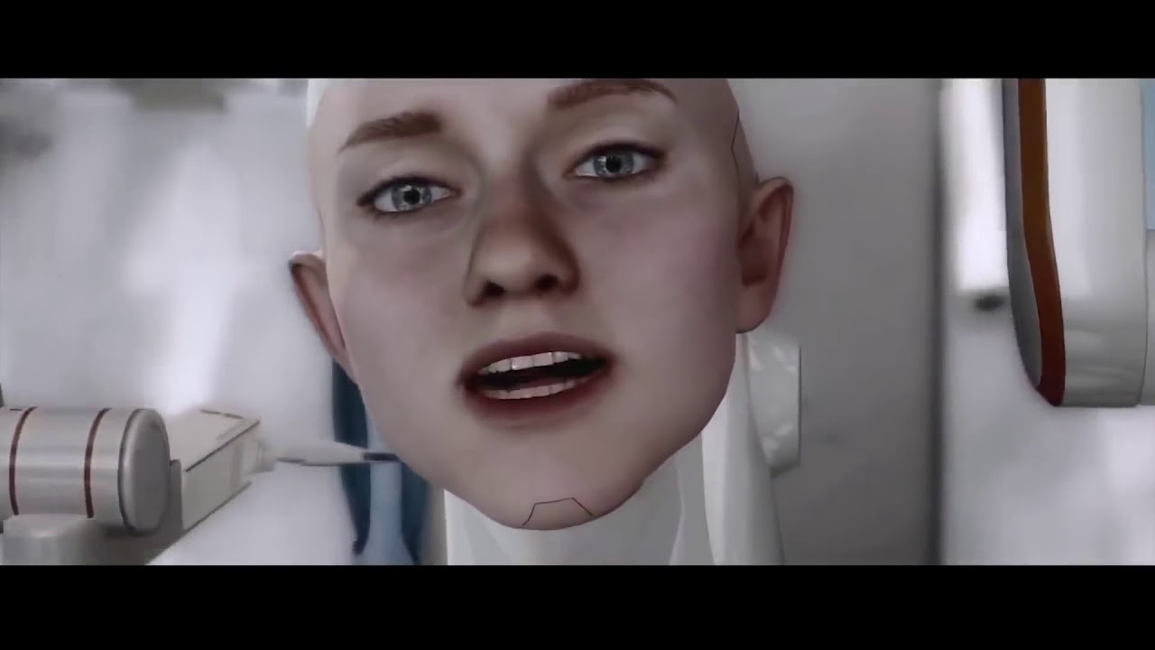 DETROIT: BECOME HUMAN Kara Demo | Release in 2018  on PS4