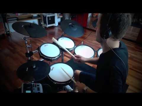 Drum-Tec meshhead upgrade for Alesis DM10x & Dm10 Studio e-drum kits