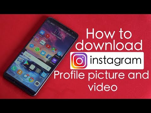 How to download Instagram profile picture and videos | Tips
