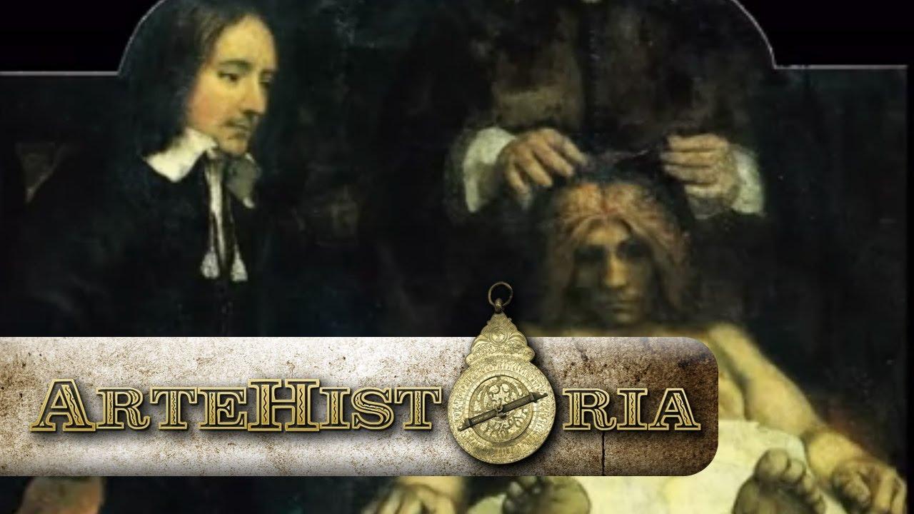 Lección de anatomía del doctor Deijman de Rembrandt. - YouTube