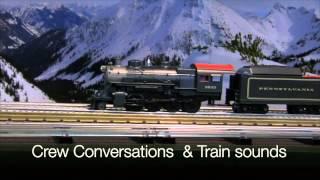 mth 30 4226 1 pennsylvania merchandiser freight train set