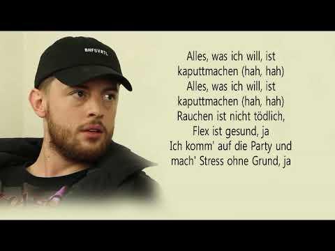 Berlin Lyrics
