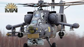 Mil Mi-28 (Havoc) ⚔️ Russian Attack Helicopter [Review]