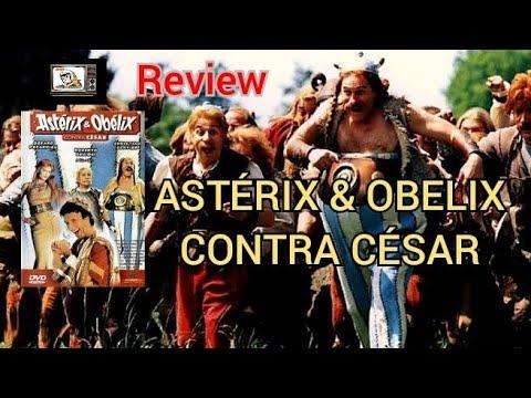 Download Review DVD: ASTERIX E OBELIX CONTRA CÉSAR (1999)