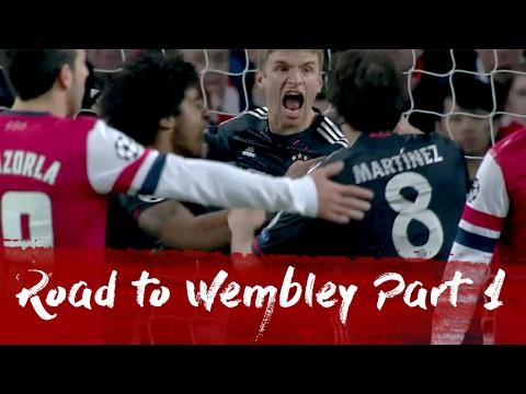 FC Bayern - Road to Wembley - Part 1