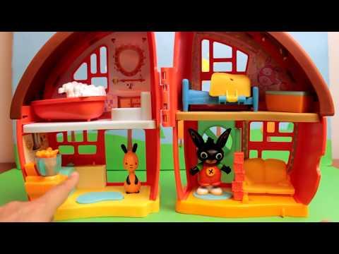 timeless design a76f7 089c1 BING - La Casa del coniglietto Bing con il suo amico Flop ...