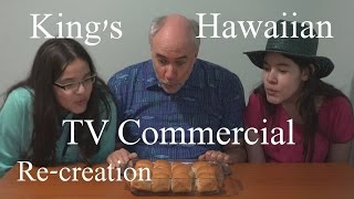 Recreating The Tv Commercial- King's Hawaiian Bread | Rainydaydreamers Cc