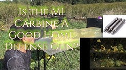 Is The M1 Carbine a Good Home Defense Gun 85gr Xtreme Cavitator