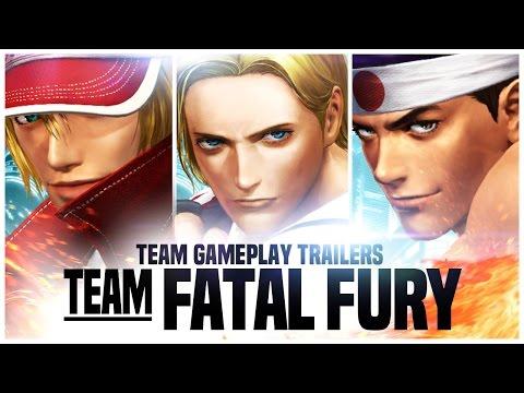 Trailer do filme Fatal Fury 3: A Fúria