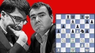 Double trouble for Shakh - Anand vs Mamedyarov | Tata Steel Chess 2019
