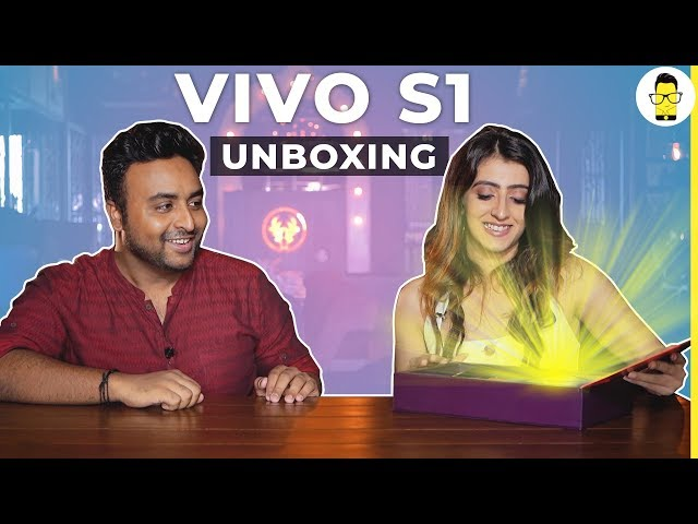 vivo S1 unboxing and camera samples feat. Asmita Arora
