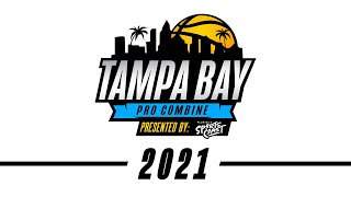 2021 Tampa Bay Pro Combine Team Black vs  Team White Day 1
