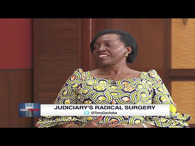 DP Ruto is least qualified to be President-Martha Karua | Point blank with Tony Gachoka
