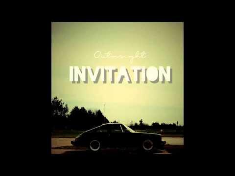 Outasight Invitation Artwork
