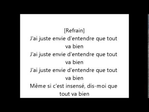 Lefa - en terrasse lyrics