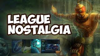 League Nostalgia