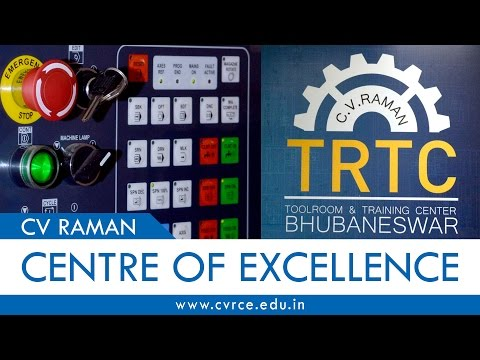TRTC Centre of Excellence - CV Raman College of Engineering
