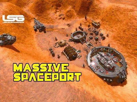 Space Engineers - TELOREYN Spaceport