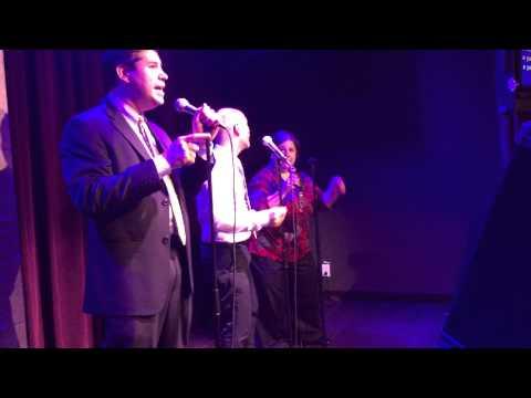 Singing Lawyers sing Sinatra Karaoke