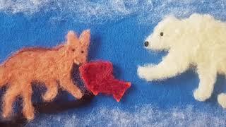 "Why the tale of the bear is short - Mažeikiai Kindergarten ""Namučiai po smilga"""