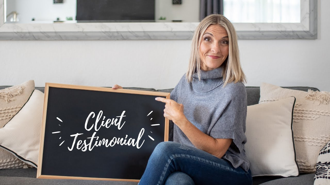 Client Testimonial for Elizabeth Sorensen~Rooted Real Estate