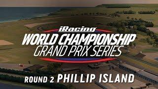 iRacing World Championship GP Series   Round 2 at Phillip Island