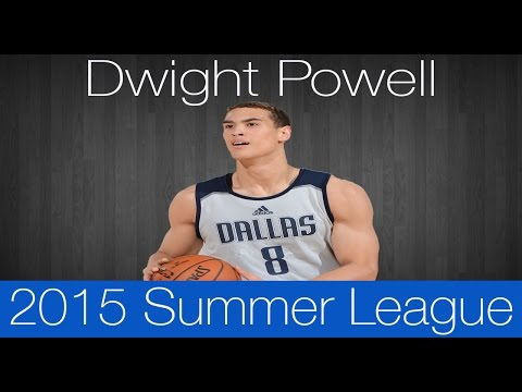 Dwight Powell Full 2015 Summer League Highlights