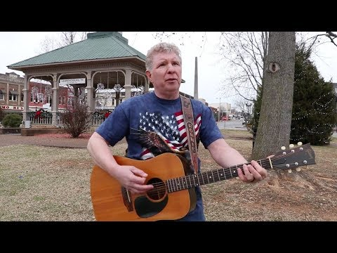 Stand for the Flag and Kneel at the Cross - Ronnie Moore (Official Music Video)