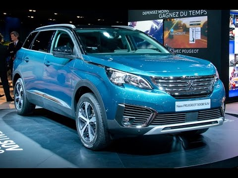 Peugeot Suv Review Youtube