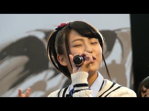 AKB48 チーム8 関西メンバー(山田菜々美カメラ) ⑦「オーマイガー!」 大阪モーターショー2015-2部@インテックス大阪 2015/12/05 ----------------------------...