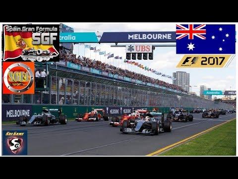 🔴 F1 2017 - Retransmisión SGF1 // Gp Australia 15-20