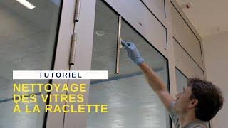 FRE No5 Nettoyage des vitres à la raclette