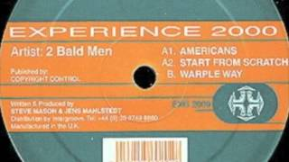 2 Bald Men -- Americans