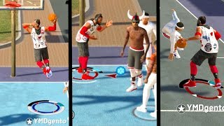 NBA 2k19 MyPARK - DEADLY 90 OVR UPGRADE! GENTO HATERS EXPOSED! (Ric Flair)