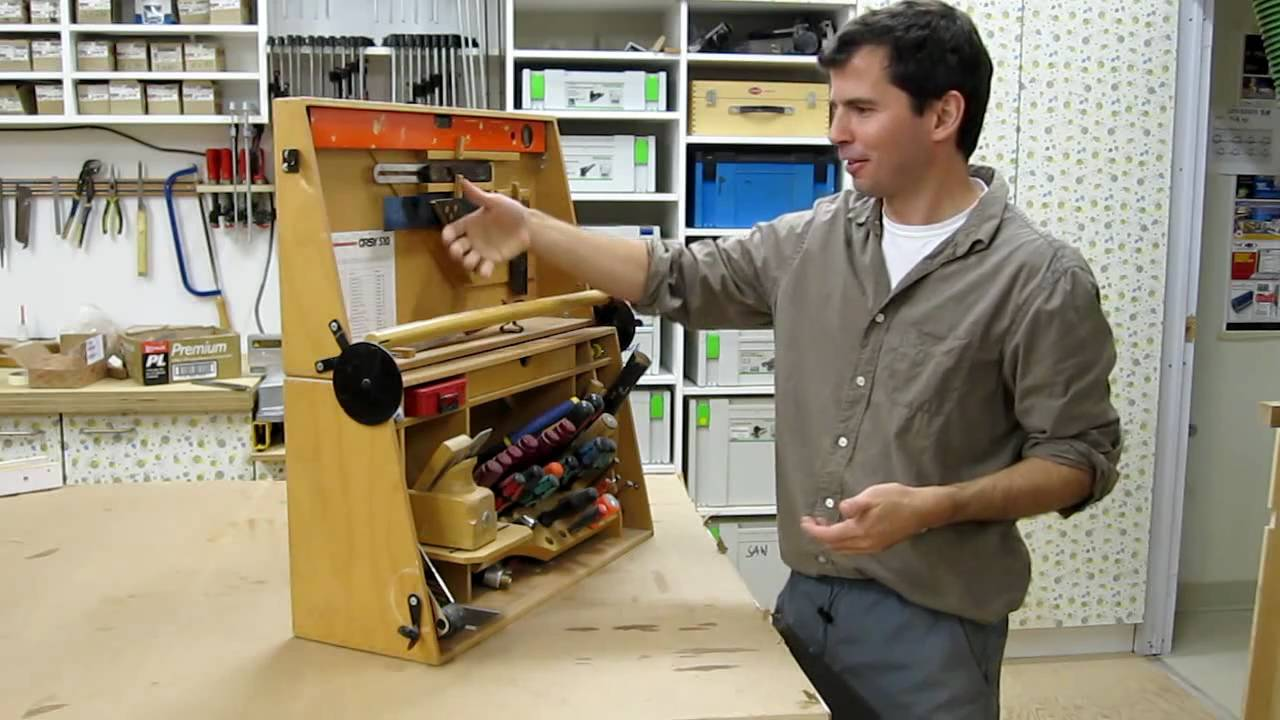 An Interesting Tool Chest Hinge Mechanism Youtube