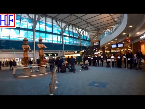 Vancouver International Airport (YVR) to Downtown Vancouver