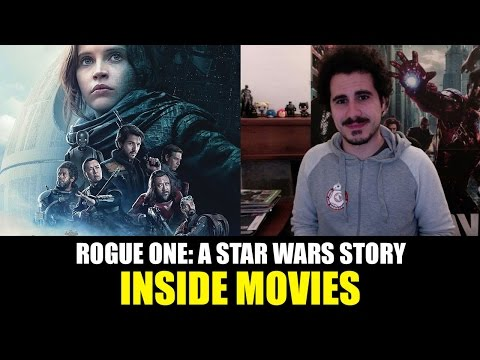 Inside Movies - Rogue One: A Star Wars Story, Di Gareth Edwards