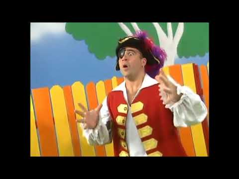 Captain Feathersword throws a Ball - the Wiggles