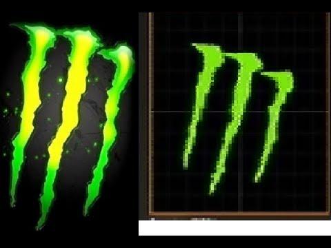Monster Energy Logo Black Ops 2 Emblem Youtube